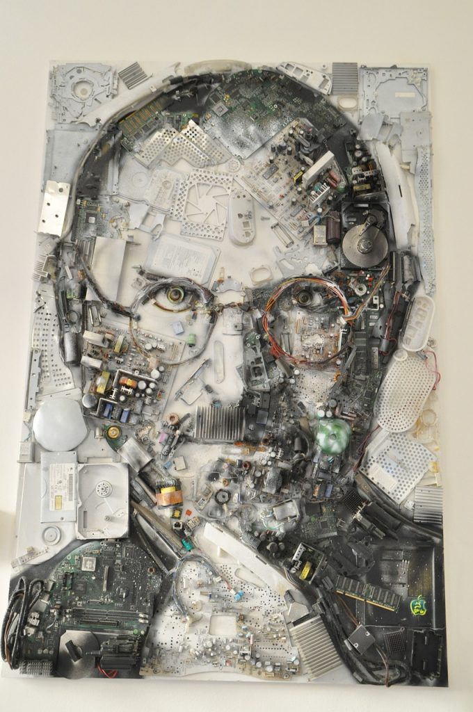 Steve Jobs teve uma vida com propósito